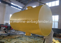 Unsinkable Foam Filled Steel Mooring and Anchoring Support Buoys